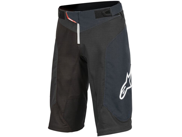 Alpinestars Vector Pantalones cortos Hombre, black/white